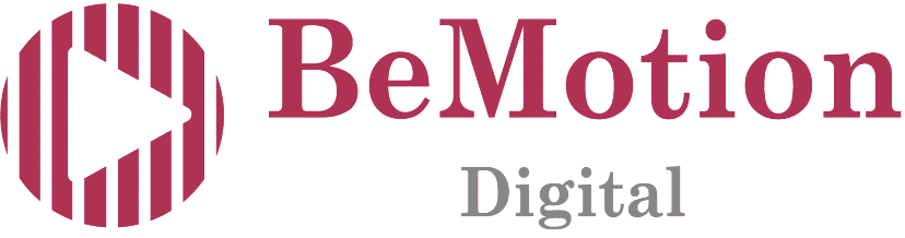 Bemotion Digital Logo